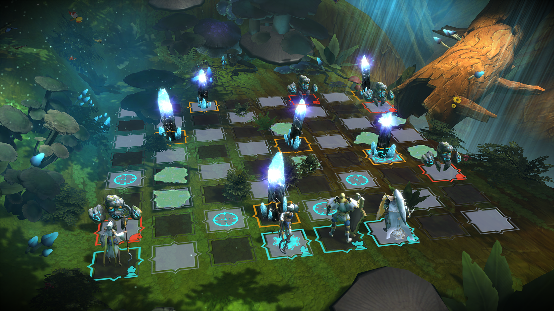 Play - Chessaria: The Tactical Adventure Video Game (Chess)